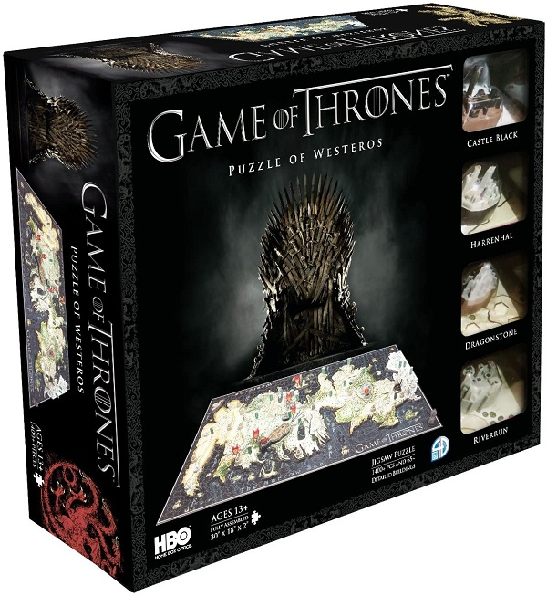 A Game Of Thrones Puzzle