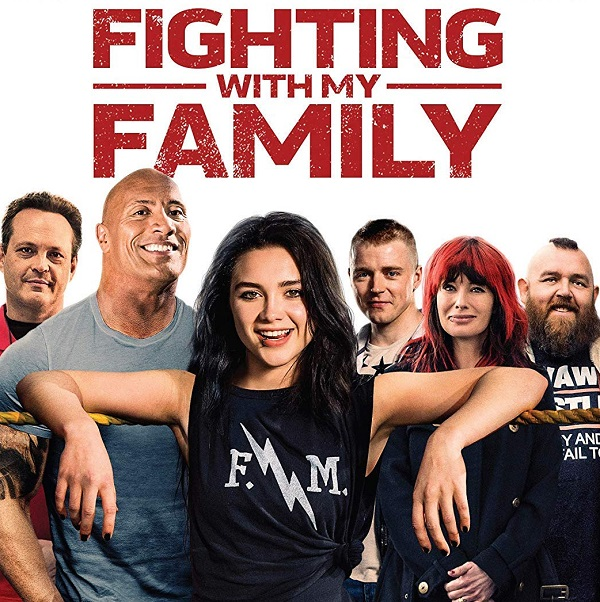 Fighting With My Family-2019