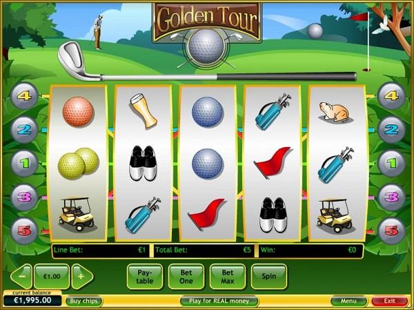 #5: Playtech's Golden Tour