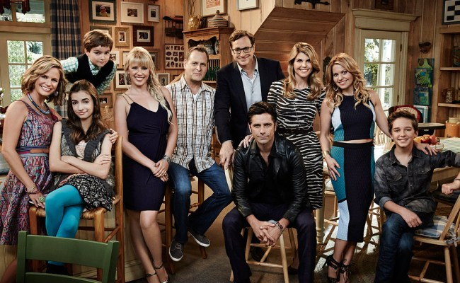 Fuller House Our Very First Show Again The Very