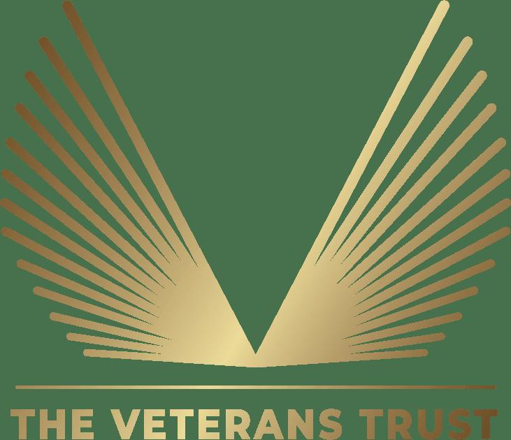 The Veterans Trust Icon (gold)