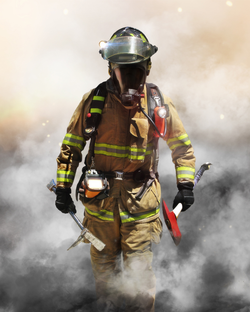 911 Fire Fighter