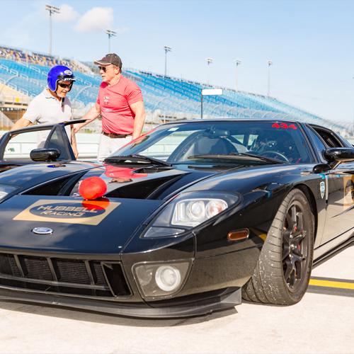 911 Tribute GT Super Car
