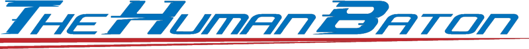 The Human Baton Logo