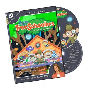 Rachel & the TreeSchoolers: Our Solar System