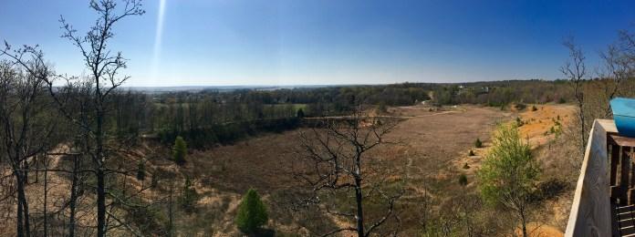 Crowley's Ridge Lookout
