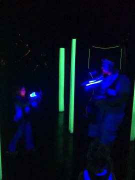 Lazer Tag Fun