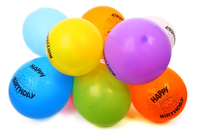 Birthday Traditions - Birthday Balloons