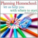 Homeschool Help