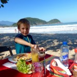 Travelers Tuesday - Trinidade Beach, Brazil