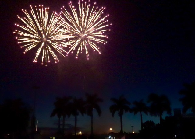 City of Sunrise Fireworks