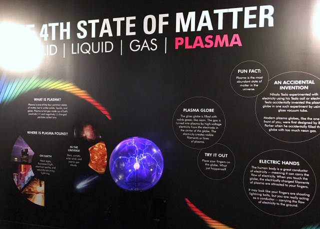 Fourth State of Matter