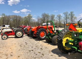 Lawrence County Tractor Show