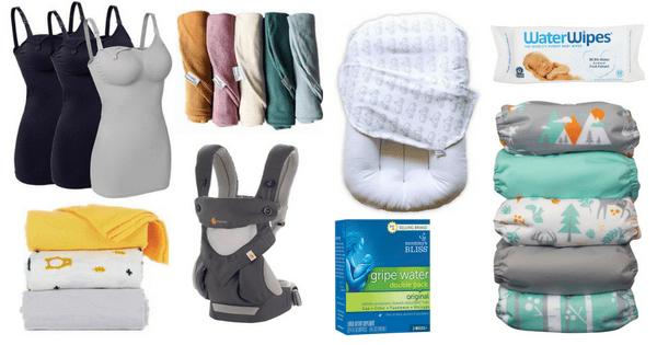 Newborn Necessities for Minimalists