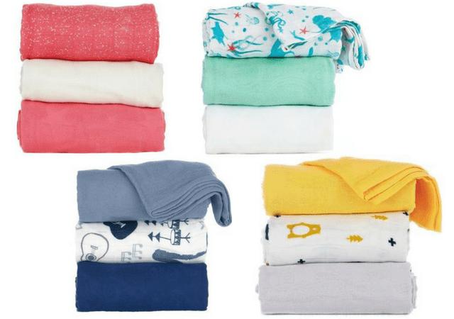 Newborn Necessities - Blankets