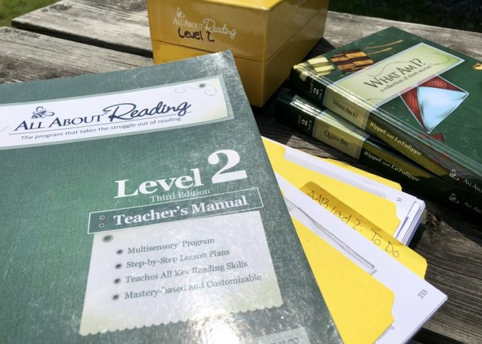All About Reading Level 2