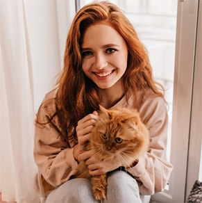 Alexandra & Tiger