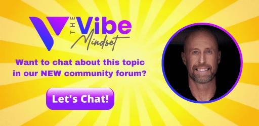 image of the Vibe Mindset Community invite