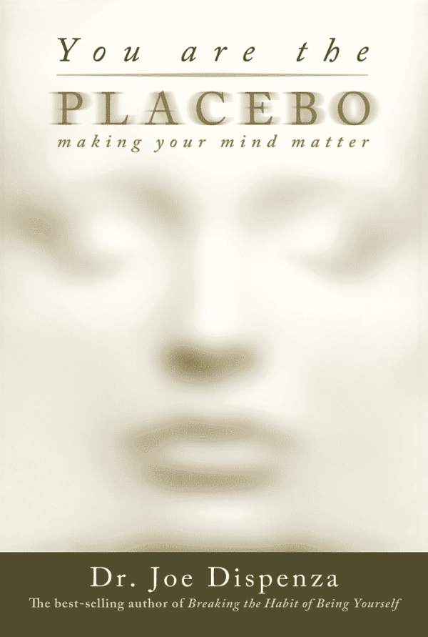 image of the book you are the placebo