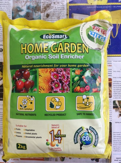 Packaged Compost