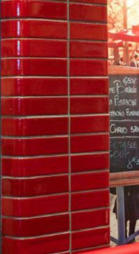 How to use glazed bricks  Articles  Tips