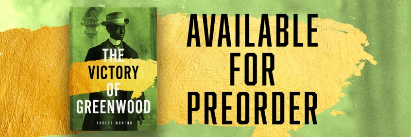 The Victory of Greenwood: Ready for Preorder