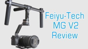 Feiyu-tech MG V2 review