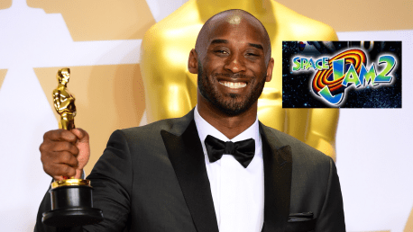 "Casting ""Space Jam 2"" after Kobe's Oscar"