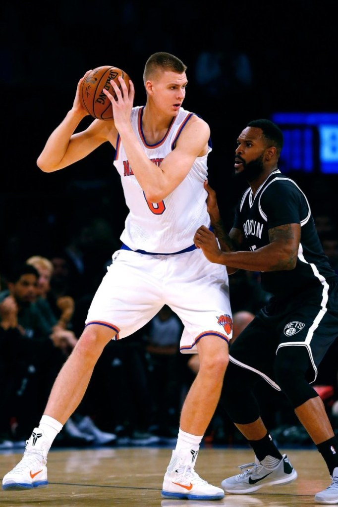 "Porzingis 682x1024 - Casting ""Space Jam 2"" after Kobe's Oscar"