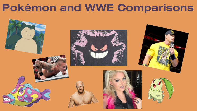 WWE Pokemon Cover v2 1024x576 - Which Pokémon Resemble WWE Superstars?