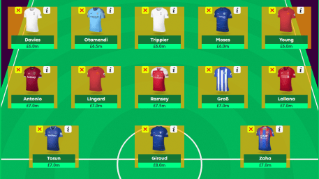 5 Potential FPL Squads To Start Your Season