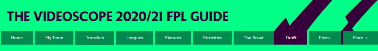 The VideoScope 2020 21 FPL Guide 1024x138 - The 2020/21 Fantasy Premier League Guide