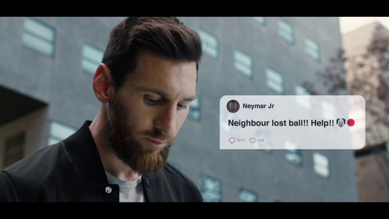 Messi, Neymar and Many More Star In This Exciting Mastercard Commercial image of messi