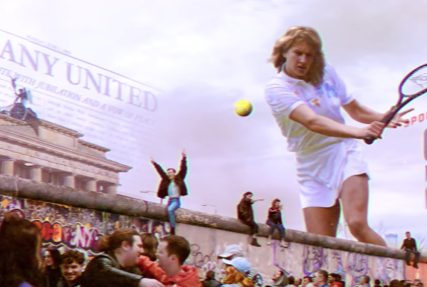 Stunning Animated Wimbledon Ad Looks Back To The Past, And Into Future image of Wimbledon