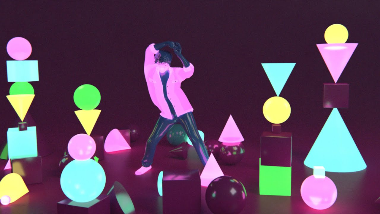 Ed Sheeran Makes Amazing 3D Animated Music Video For