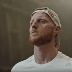 Ben Stokes Takes On A Cricket Obstacle Course With Red Bull image of ben stokes