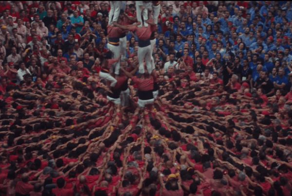 National Geographic Shows Us Catalan's Incredible Human Towers image of castells