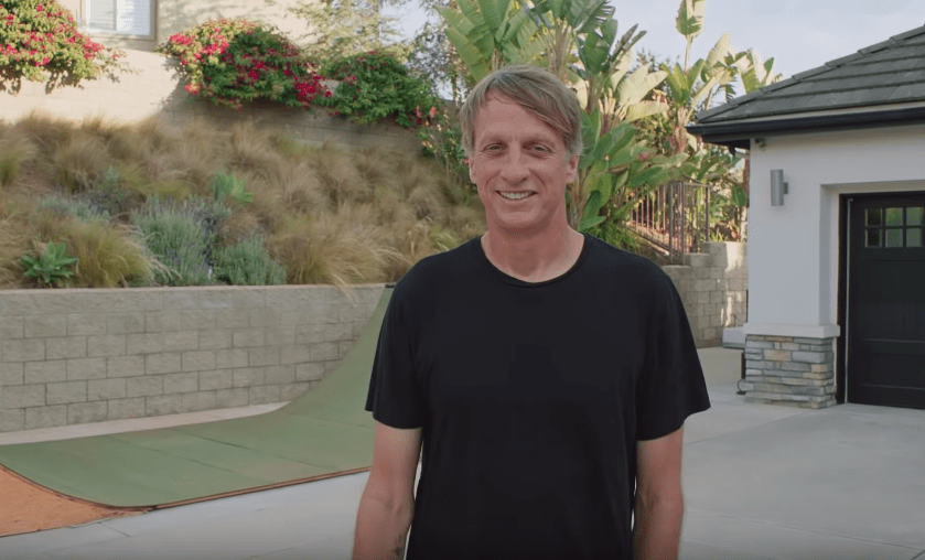 Tony Hawk Answers 73 Questions With Vogue image of Tony Hawk