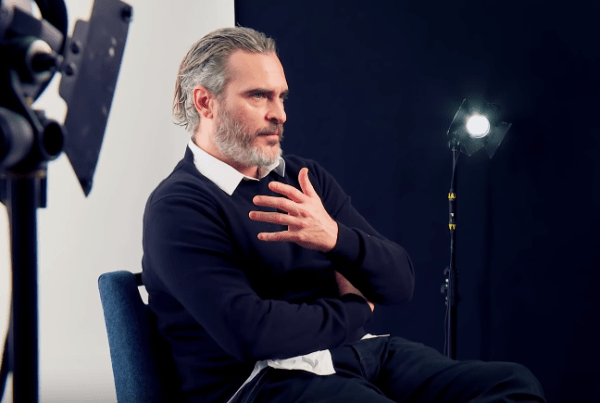 "Film4 Talks To Todd Phillips And Joaquin Phoenix About ""Joker"" image of joker"