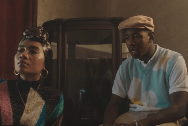"Yuna And Tyler The Creator Release Stunning Music Vid For ""Castaway"" image of Tyler The Creator"