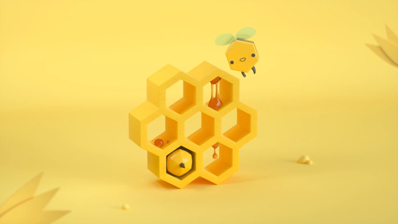 This Cute Animation Looks At The Life Of Bees image of Ricard Badia