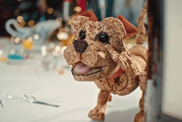"""Dogs Trust Reminds Us That A Dog Isn't """"Just For Christmas"""" In This Moving Ad image of Dogs Trust"""