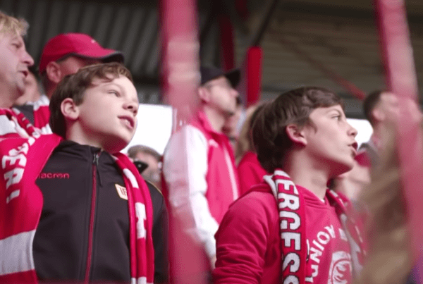 BBC Sport Follows FC Union Berlin's Amazing Underdog Story In New Doc image of FC Union Berlin