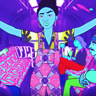 "Q-Tip, Idris Elba & More Feature In The Animated Music Video For ""New Breed"" image of James BKS"