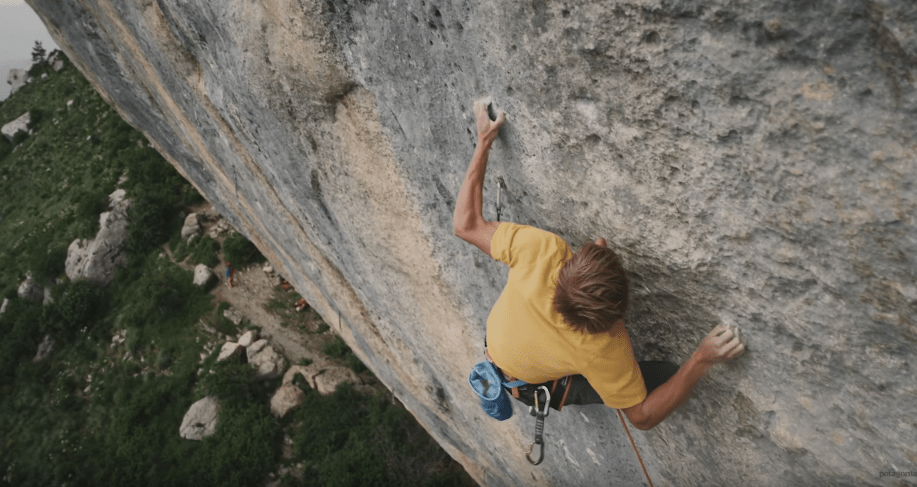 Watch Patagonia's Doc About The History Of Free Climbing