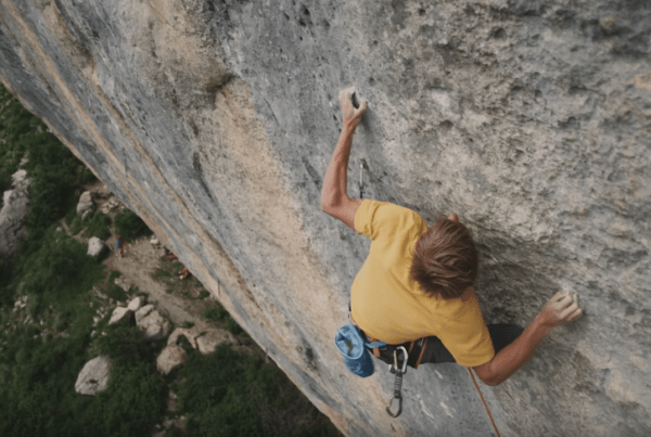 "Watch Patagonia's Doc About The History Of Free Climbing ""Rotpunkt"" image of Rotpunkt"