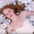 Emma Stone Stars In Louis Vuitton Ad For Their Coeur Battant Fragrance image of Louis Vuitton