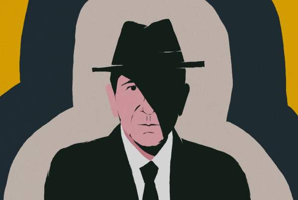 Watch This Stunning Animated Interview From The New Yorker With Leonard Cohen image of Leonard Cohen