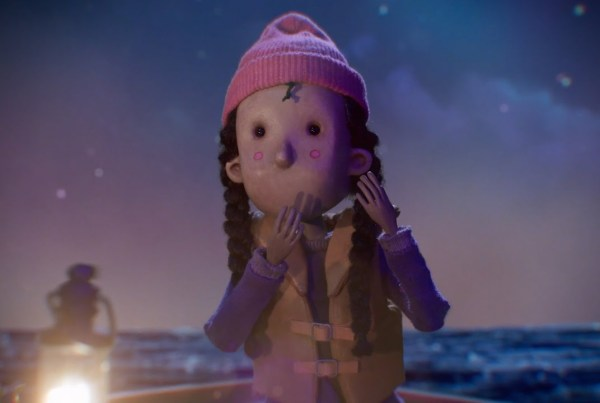 "Coldplay Made This Emotional Stop-Motion Music Video For ""Daddy"" image of Coldplay"