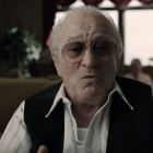 "How The Make Up Team For ""The Irishman"" Made Robert De Niro Decades Older image of The Irishman"